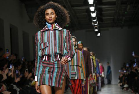 kenneth ize runway paris fashion week womenswear fallwinter 20202021