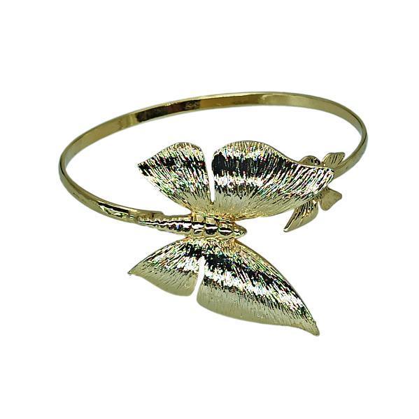 Butterfly Jewelry Set Handmade 24K Gold Finished | Astonishing | FREE Shipping