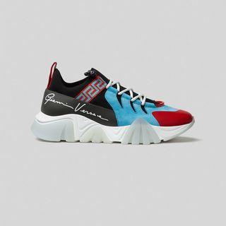 Squalo Knit Sneakers
